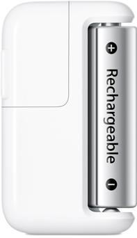 Chargeur de piles Apple