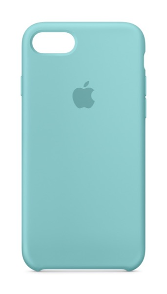 ​Coques en silicone iPhone 7