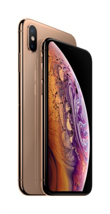 iPhone Xs, Place aux grands écrans