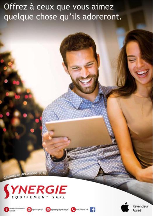 Notre catalogue pour les fêtes de fin d'année est disponible
