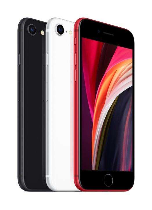 Lancement de l'iPhone SE