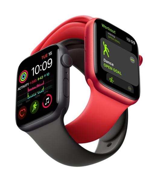Apple Watch Séries 6