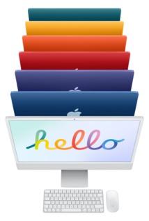 """iMac 24"""" Retina 4,5K 2021"""