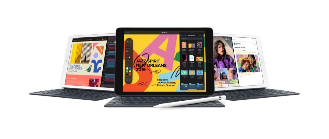 """Nouveau iPad 10,2"""" 7th Gen"""