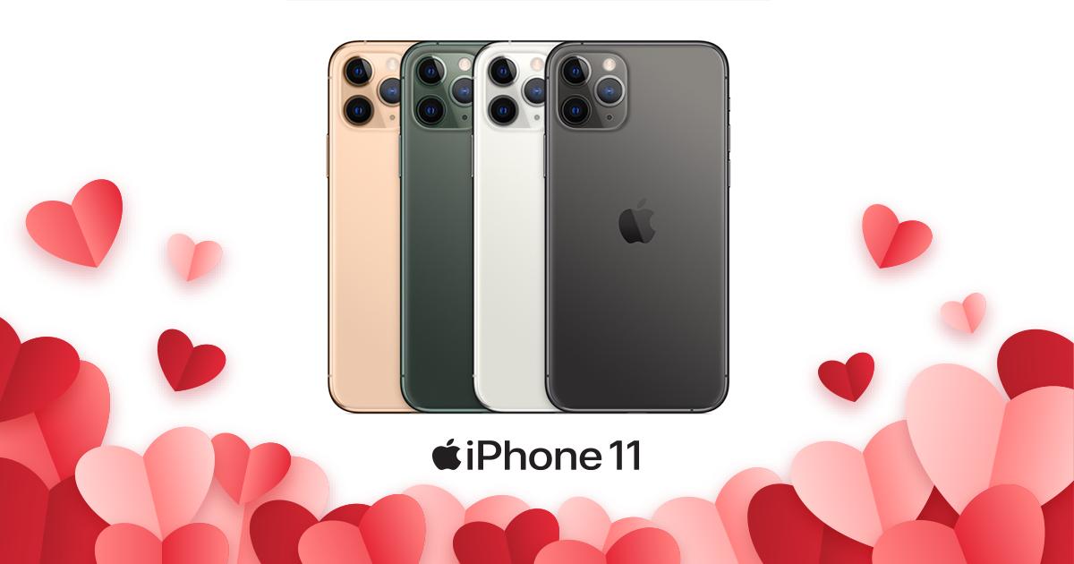 Offres Saint Valentin ♥️