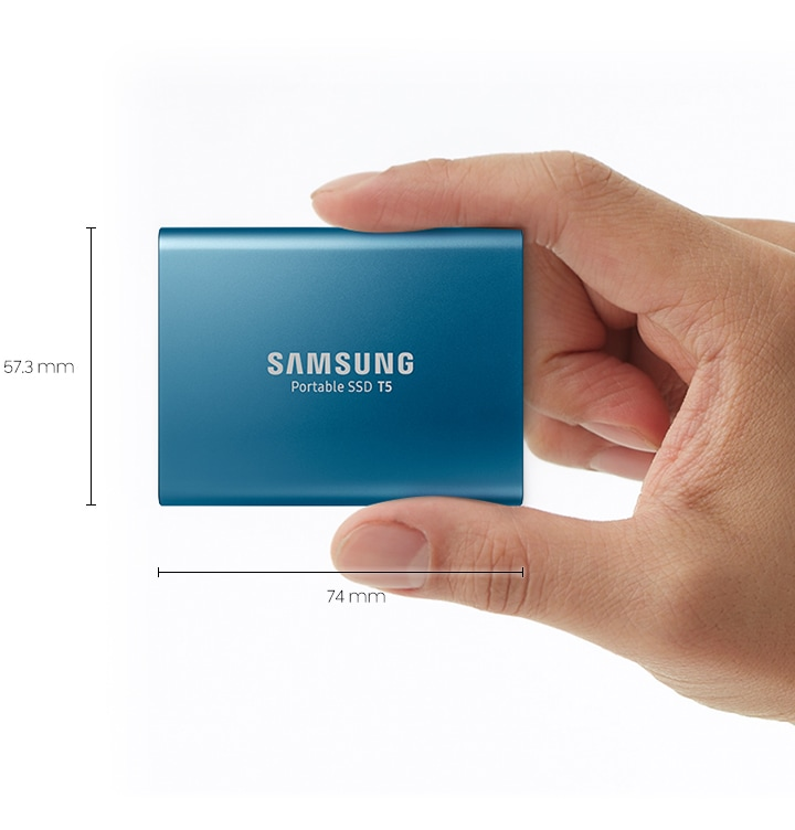 Technologie : Disque Samsung SSD externe T5