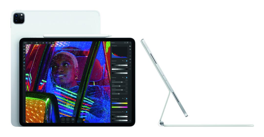 iPad Pro 12,9 pouces M1 2021 - Nouveau !