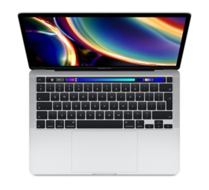 "Nouveau MacBook Pro 13"" Touch Bar 2020 Quatre ports Thunderbolt 3"