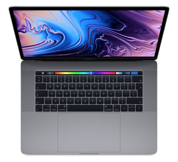 "MacBook Pro 15"" avec Touch Bar"