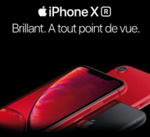 L'Iphone XR maintenant disponible à Synergie !