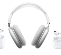 Gamme Airpods