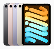 iPad mini 6th Gen.